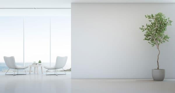 Isolation des murs dans une maison