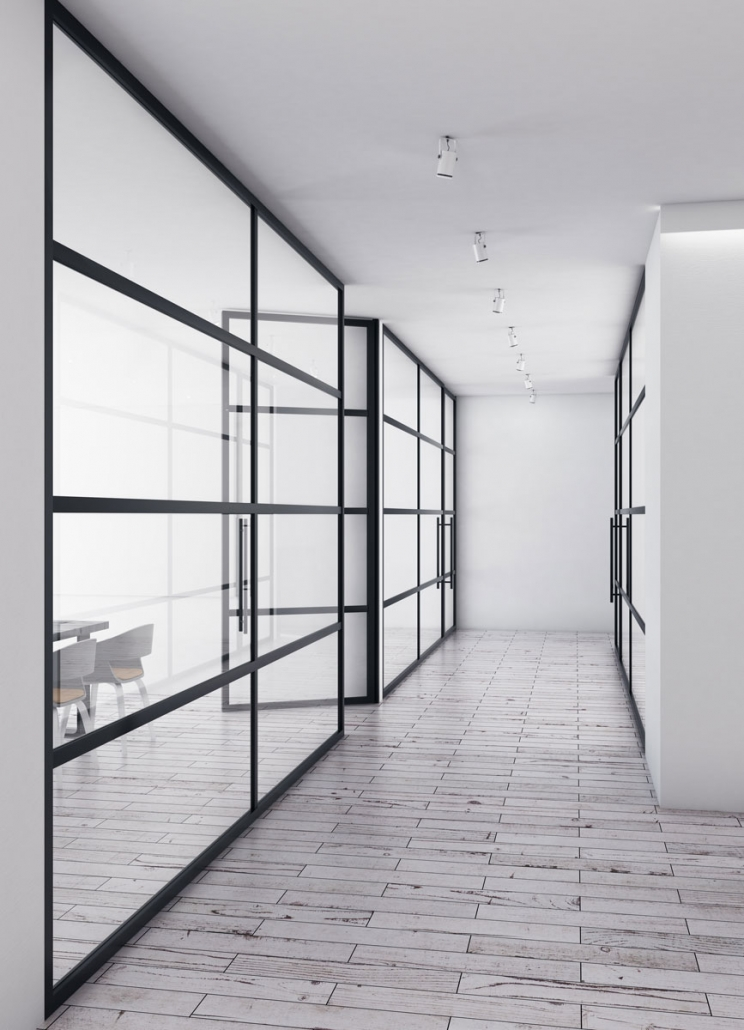 plafond isolé