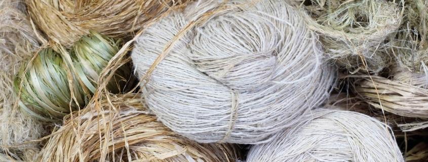 Isolation thermique : laine de chanvre