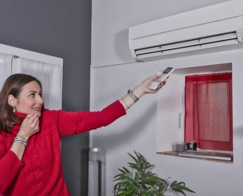 Effet climatisation sur la santé