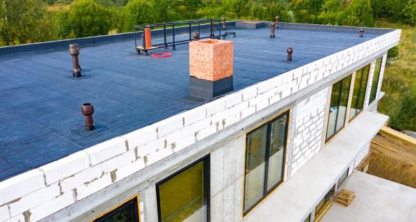 Coût d'isolation d'un toit plat