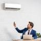 La réglementation d'une climatisation de bureaux