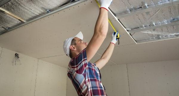 Isolation phonique du plafond : le point