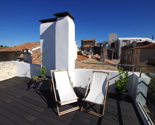 Le point sur l'étanchéité d'une toit terrasse